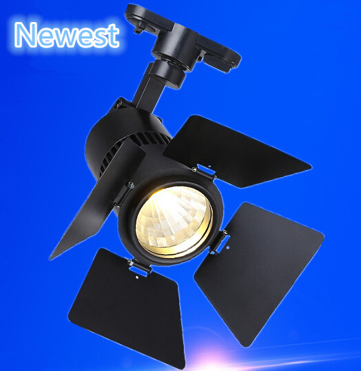 все цены на Free Shipping  New Arrival 30W COB Led Track Light,Spot Wall Lamp,Soptlight Tracking led AC85-265V CE онлайн