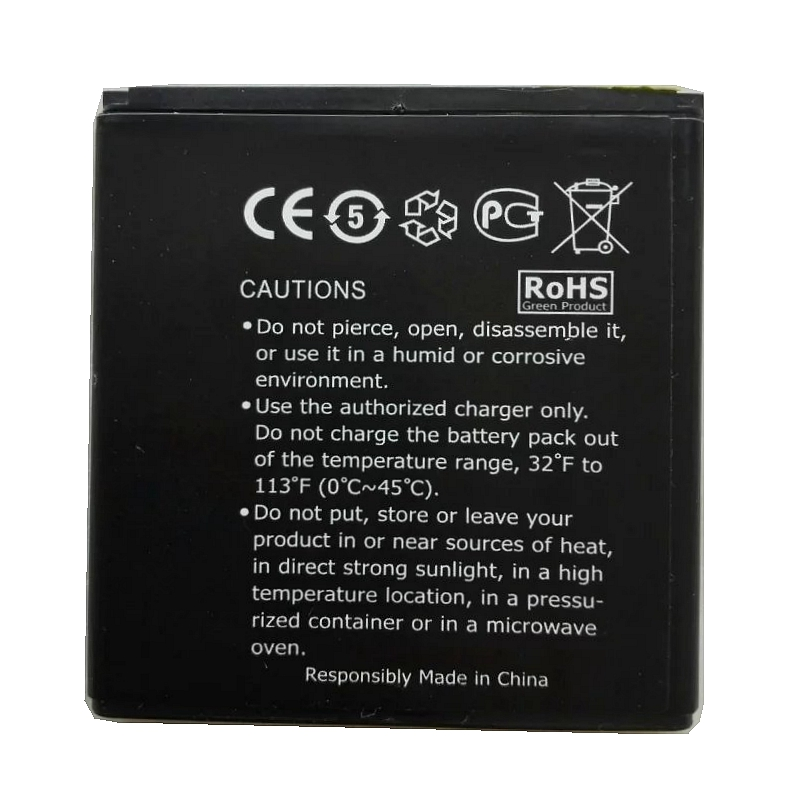 PAP3500 DUO 1700mAH High Quality Replacement Battery for Prestigio PAP3500 DUO MultiPhone Battery in Mobile Phone Batteries from Cellphones Telecommunications