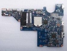 Бесплатная Доставка 623915-001 для HP CQ56 G56 CQ62 ноутбук материнской платы DA0AX2MB6E1 REV: E Испытания Полностью