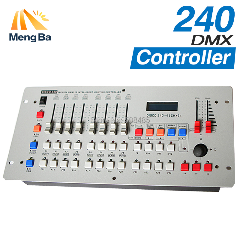 Professional International standard DMX 240 controller controller moving head beam light console DJ 512 dmx controller equipment handbook of international economics 3