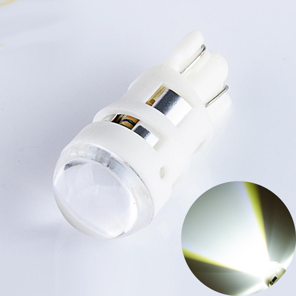 flytop T10 LED Bulb 3030SMD 194 12V 1W Car Light White Color Super Bright Auto Lamp