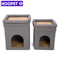 HOOPET Cat Tree Climbing Cats Furniture Scratch Post Cat Jumping Toy for Pet House Play