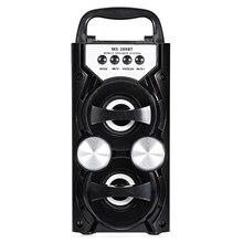 Heißer Tragbare Ms 209Bt Karte Wireless Bluetooth Lautsprecher Fm Radio Outdoor Lautsprecher Audio High Power Tf Usb Musik Lautsprecher