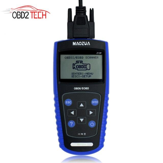 Z139 VAG OBD2 EOBD סורק רכב אוטומטי אבחון כלי Scaner PK VGATE VS600 ELM327