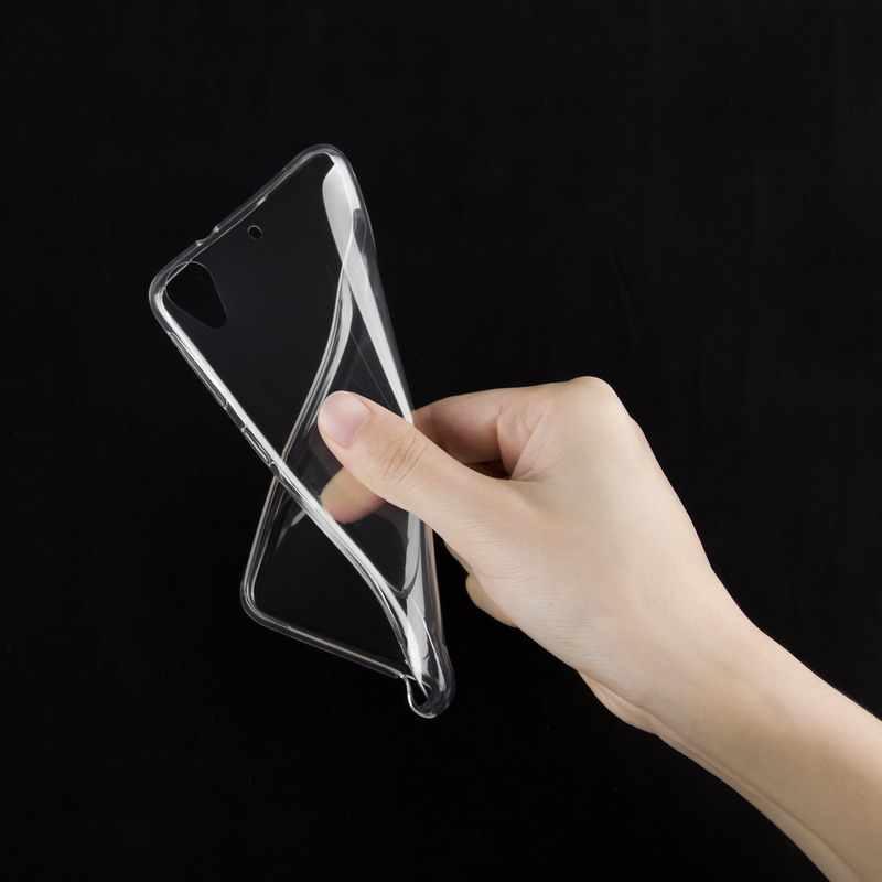 HTC için telefon kılıfı Desire 628 U Oynamak Ultra ZTE Akson 7 Mini A2017 Bıçak V7 Lite El Desen OnePlus Için 5 T 3 Le Eko 2 Max