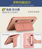 Case for iPad air 1 Fashion Cover for iPad 5 luxury Leather case for apple iPad air 1 tablet with stand function Auto sleep/up