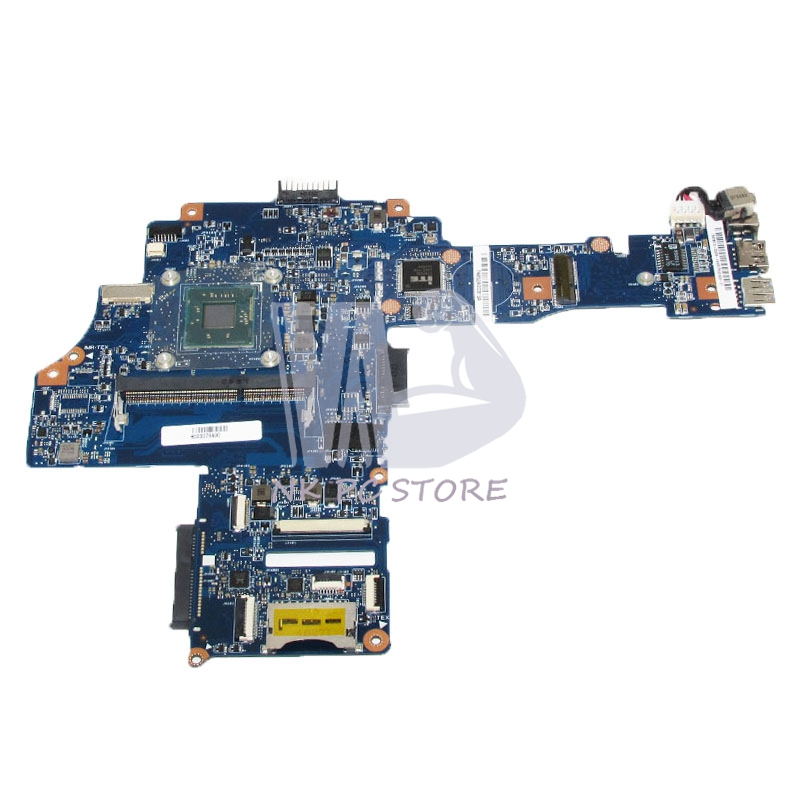 H000079490 Main Board For Toshiba Satellite C40-B Laptop Motherboard N2830 CPU Onboard DDR3 Full tested v000138700 motherboard for toshiba satellite l300 l305 6050a2264901 tested good