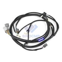 EX240-3 Hydraulic Pump Wiring Harness For Hitachi Excavator Wire Cable 3 month warranty