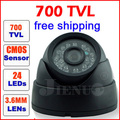 Free shipping cctv camera 700tvlcmos best price cmos 960h high resolution video cameras infrared sensor security surveillance