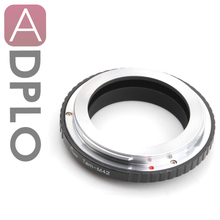 Lens adapter Suit For Tamron Adaptall II to M42 Screw Mount Camera Adapter 500TL 1000TL 500DTL 1000DTL 2000DTL