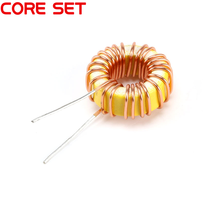 10pcs lot Naked 47UH 3A Magnetic Induction Coil Toroidal inductor Winding Inductance For LM2596 High Quality