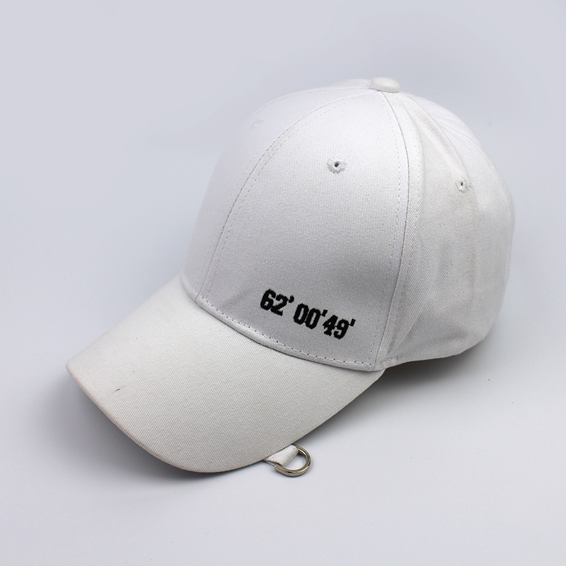 ec6119c5b31 2017 New pattern baseball cap with rings chance the rapper dad hat youth  snapback hip hop cap bone women summer gorras hombre-in Baseball Caps from  Apparel ...
