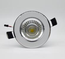 Factory Lowest Wholesale price 9W Warm Natural Cold White LED ceiling down light Round Dimmable lamp AC85-265V