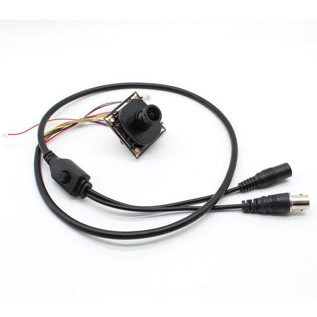 """HD 1080 P العهد 1/2. 9 """"سوني IMX323 + NVP2441 النجوم الإضاءة قليلة CCTV لوحة توصيل لكاميرا صغيرة أو كبيرة عن طريق USB وحدة PCB ، عدسة ircut كابل"""