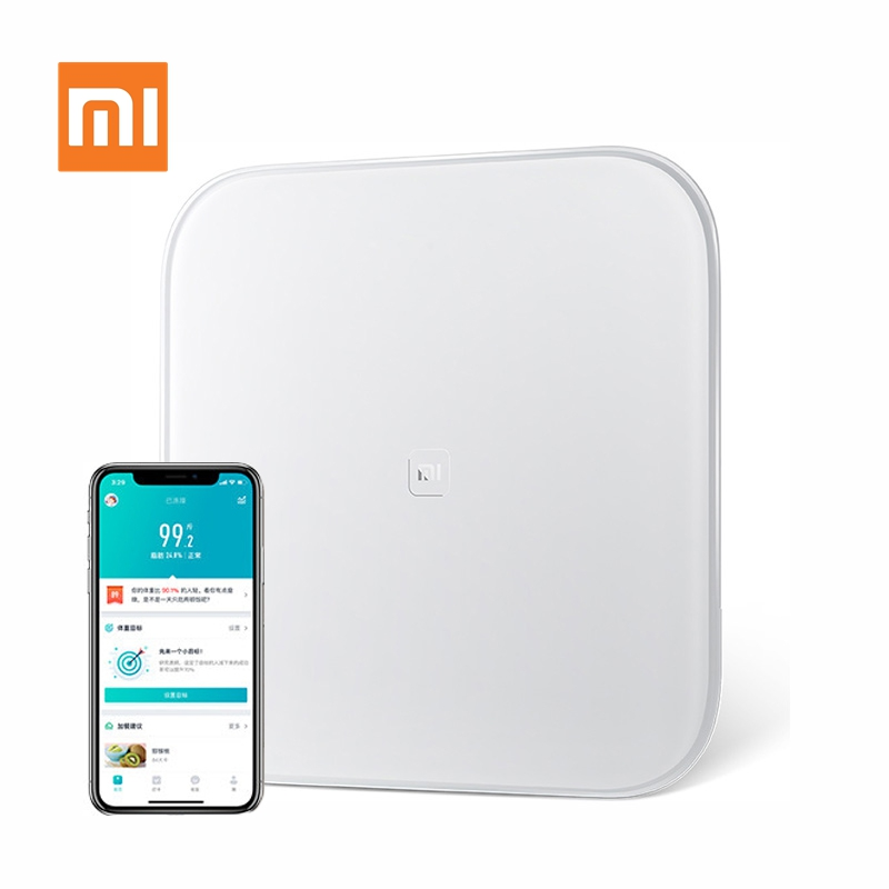 Xiaomi Mijia Smart Scale Mi Weight Health Weighing Scale Digital Mi Scales Support Android 4 4