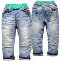 4020 baby jeans unisex baby girl jeans baby boy jeans soft denim pants kids trousers spring autumn children fashion  SOFT DENIM