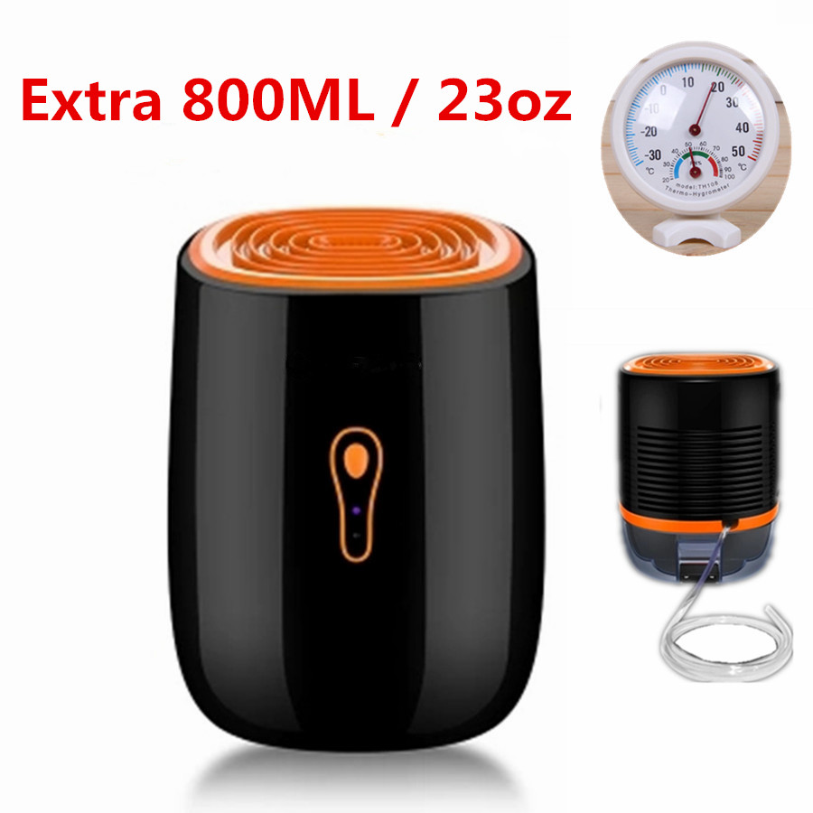 Dehumidifier 25W For Home Bathroom Moisture Absorption Mini Dehumidifier Air Dryer For Bedroom, Garage, Basement etc small current motor protector for small home appliances like air dryer dehumidifier fan and exhaust fan