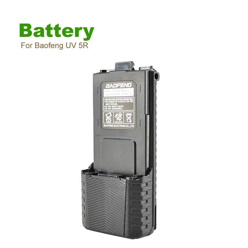 7.4v Big 3800Mah Uv-5r Battery For Radio Walkie Talkie Parts Original Baofeng 3800Mah UV 5R Uv5r Baofeng