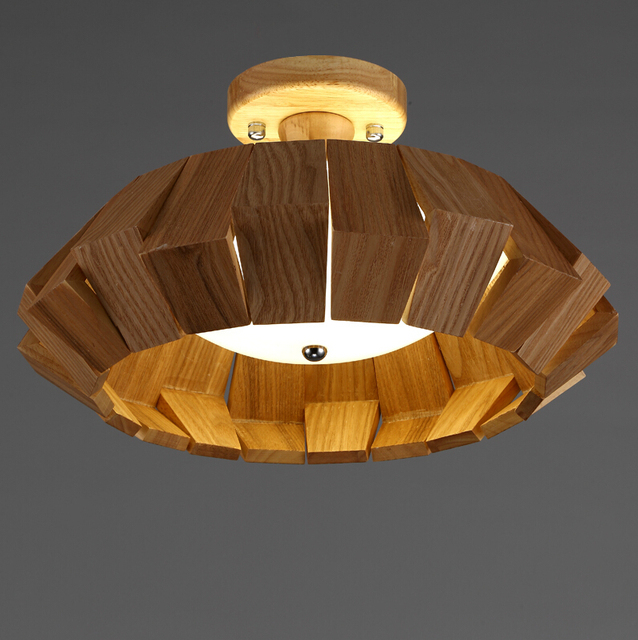 chinese style living room ceiling.  Chinese NEW Chinese Style Living Room Led Wood Ceiling Lights Art Bar Countryside  Retro Light Europe To Chinese