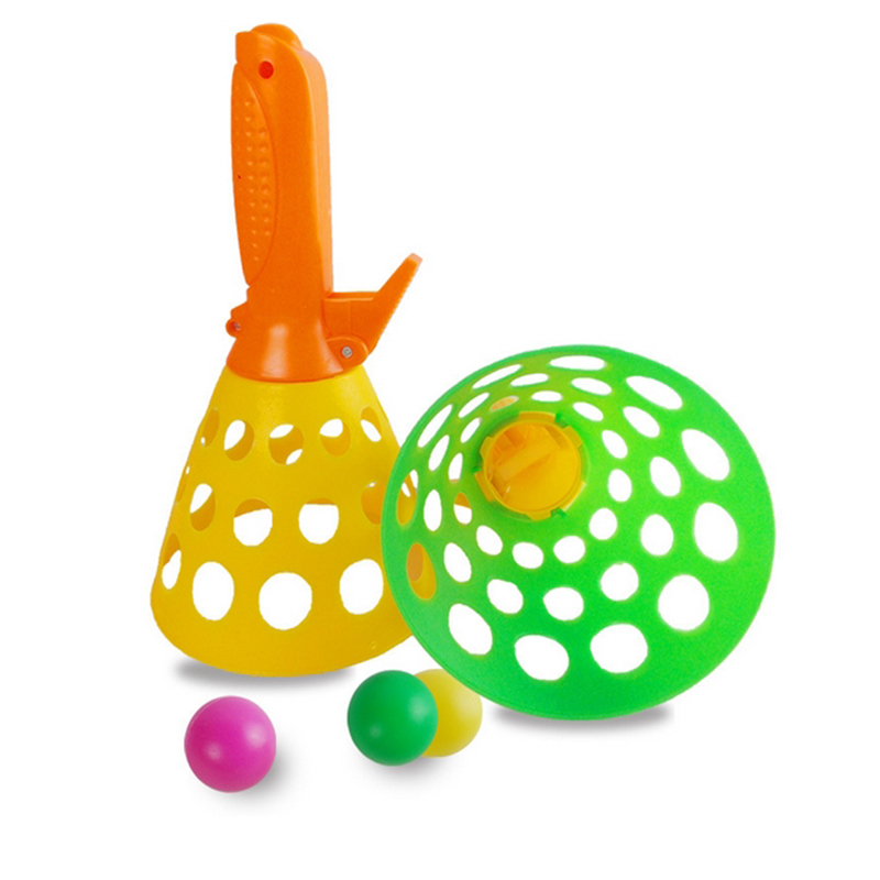 New Arrive Throw The Ball Catch Ball Basket Outdoor Fun Sports Children Toys