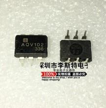 Send free 10PCS AQV102  DIP-6   New original hot selling electronic integrated circuits