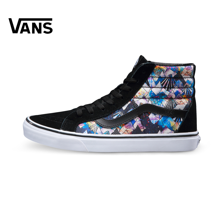 0f5c6c0d49 Original New Arrival Vans Men s   Women s Classic SK8-HI Reissue Skateboarding  Shoes Sport Outdoor Sneakers Canvas VN0A2XSBM0R