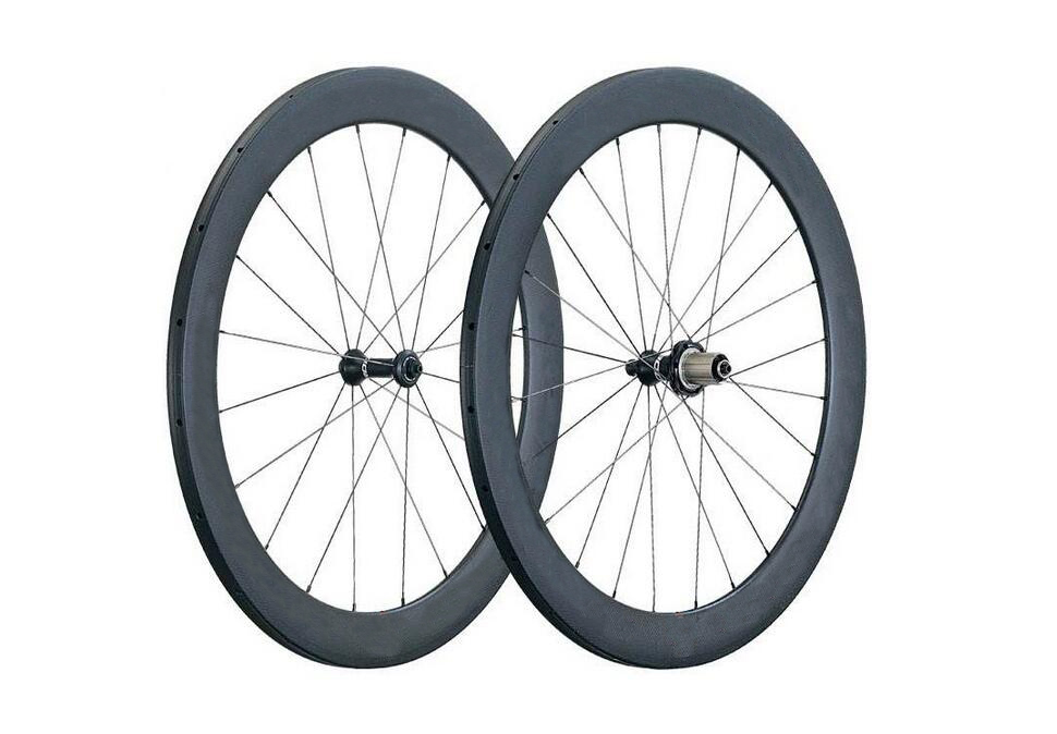 2019 new T1000 3K UD carbon fiber 700C 38mm 50mm 60mm depth carbon road wheels racing