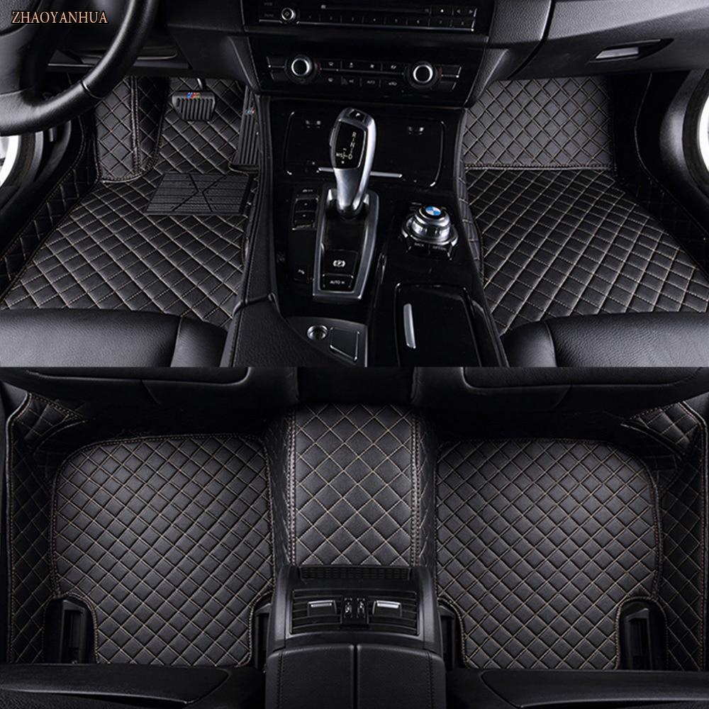 ZHAOYANHUA voiture tapis de sol pour Lexus EST 200 t 250 300 H 350 LX570 GX460 GS300 RX200T RX350 NX200T ES 250 CT200H tapis liners