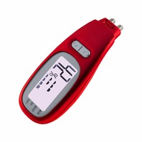 Skin Tester With LCD Display For Moisture Oil Content Digital Moisture Analyzer Monitor For Salon Spa
