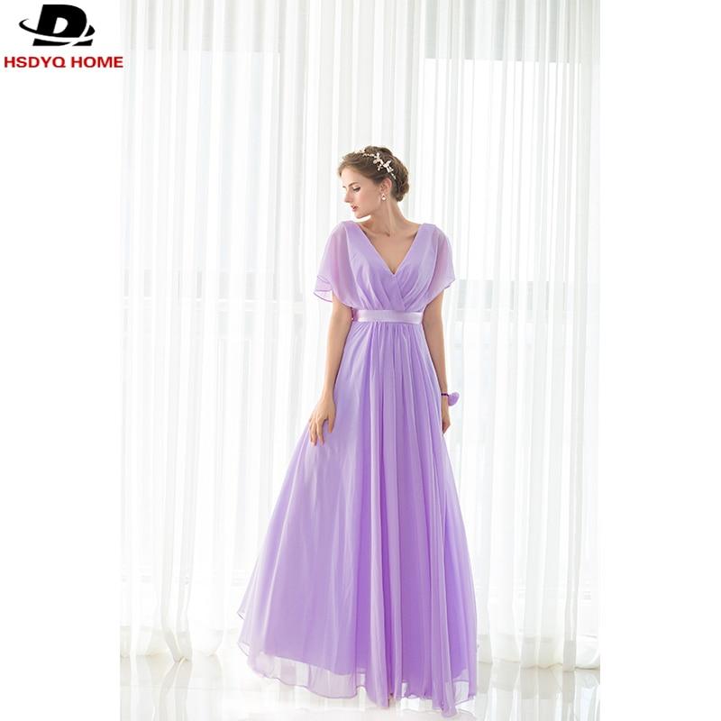 Atractivo Vestido De La Dama De Honor Del Monzón Colección de ...