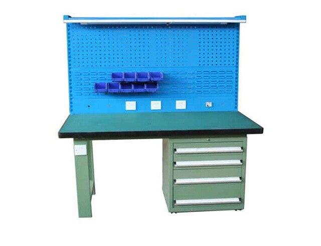 Mesa alta calidad mesa antiest tico banco de trabajo - Mesa trabajo taller ...