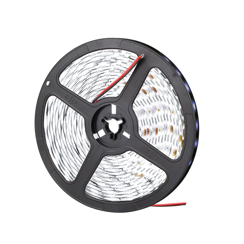 DC 24V 5050 LED Strip 60LEDs/m 5M/Roll 300LEDs IP20 IP65 Waterproof LED Strip 5050 RGB White Warm светодиодная лента