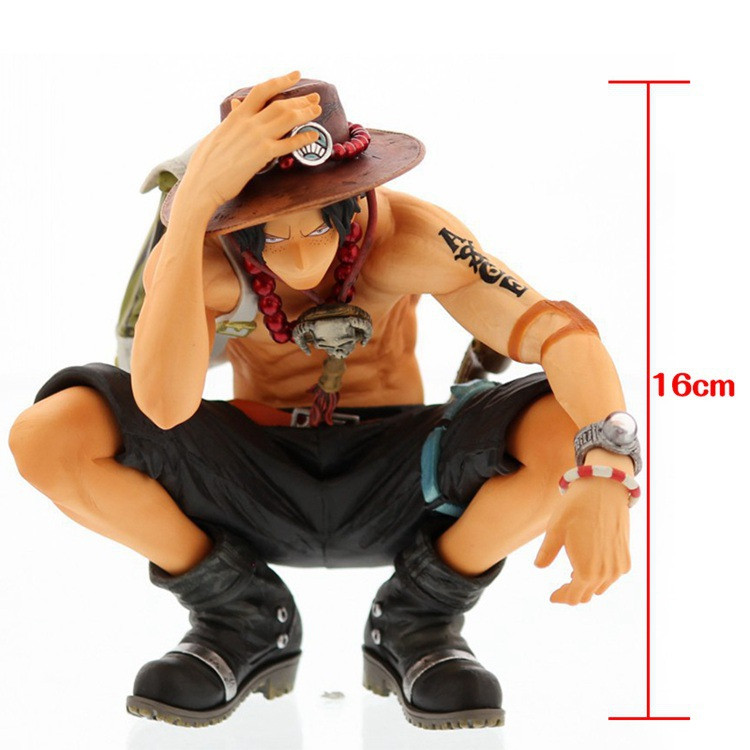 Ace Figure 16cm Size