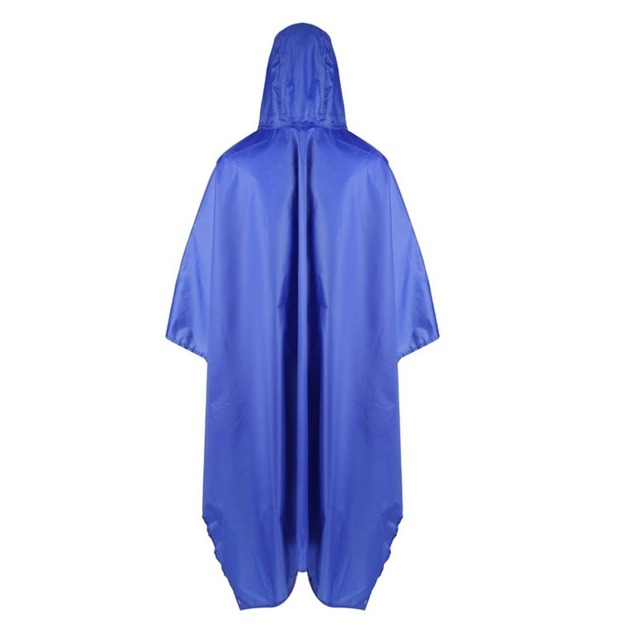 Waterproof Raincoat Poncho for Hiking