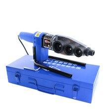 Высокое качество 20-32 мм AC 220 800 Вт термоплавкая машина Термоблок PPR трубы электронный термостат водопровод пароварка