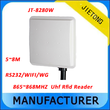 Back To Search Resultssecurity & Protection Control Card Readers Rs485 Communication Interface Iso-18000 6c Protocol Mid-range Rfid Uhf Reader And Writer Fixing Prices According To Quality Of Products