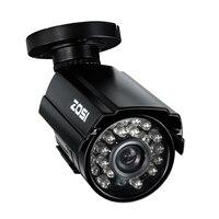 ZOSI 1 3 Color HD CMOS 1000TVL High Resolution 4 6mm Lens IR Cut 24pcs IR
