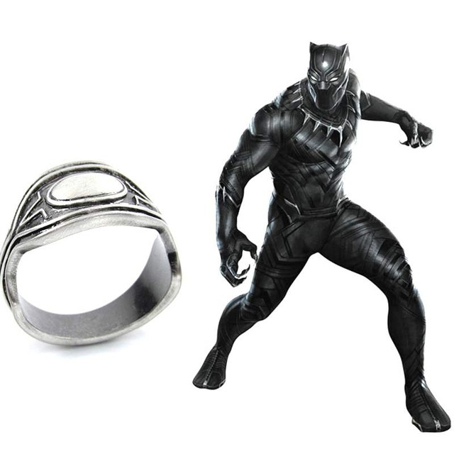 Black Panther movie ring black panther ring Black Panther Ring