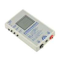 Multifunctional DC USB Electronic Energy Tester Current Voltage Meter