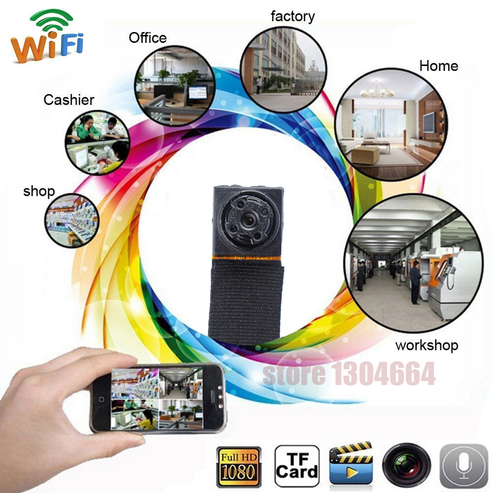Full HD 1080P/720P P2P DIY Mini Wifi IP Camera video security Home Security IP Camera Surveillance Baby Monitor Mini CCTV Camera цена