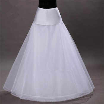 A-line Underskirt Wedding Petticoat Accessories Crinoline for Wedding Dresses - DISCOUNT ITEM  0% OFF All Category