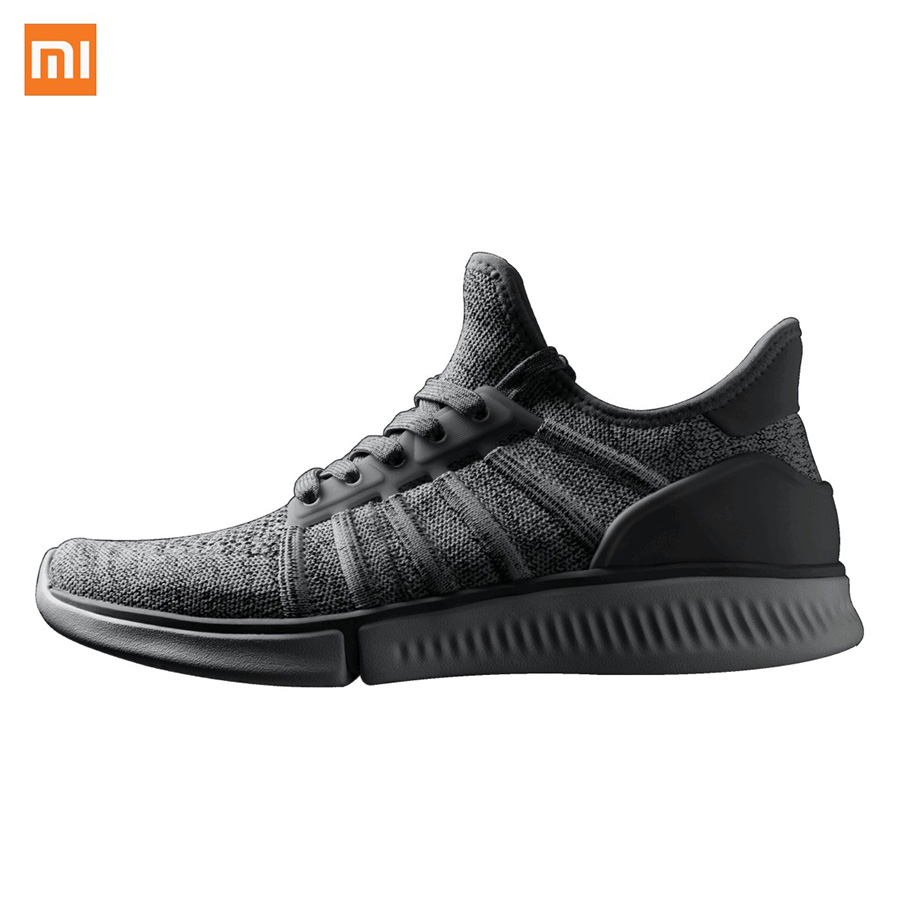 Xiaomi Mijia Smart Chip long distance Running Pedometer Shoes Youth Men Women Outdoor Bluetooth Sport Dual