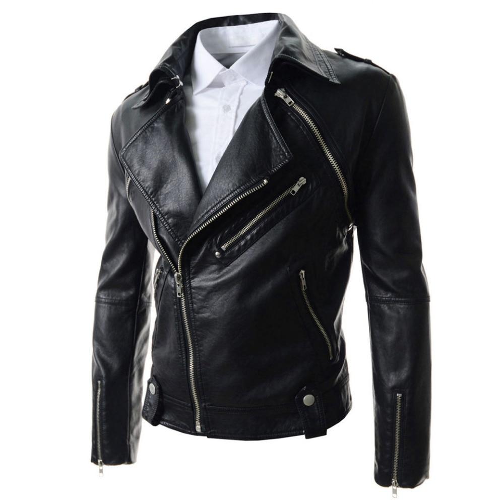 Online Get Cheap Leather Biker Jacket -Aliexpress.com | Alibaba Group