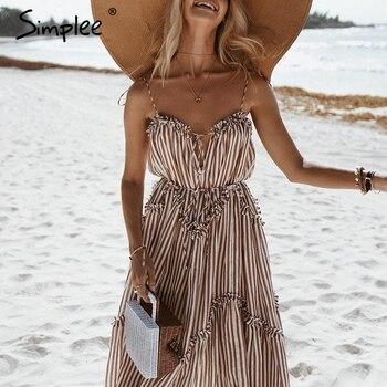 Vestidos mujer playa