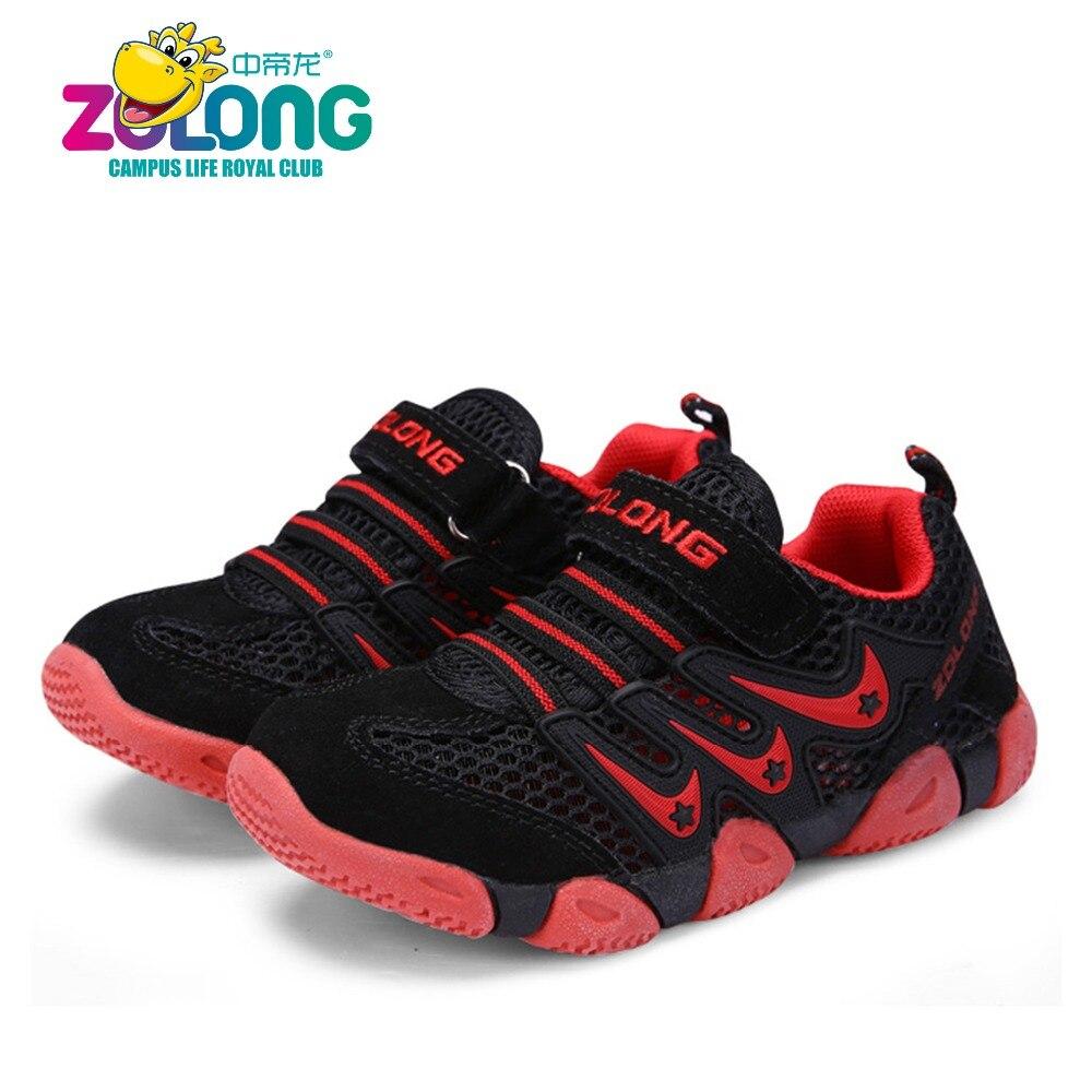 Sandały dla dziewczynek i chłopców Letnie buty sportowe dla dzieci - Obuwie dziecięce - Zdjęcie 2