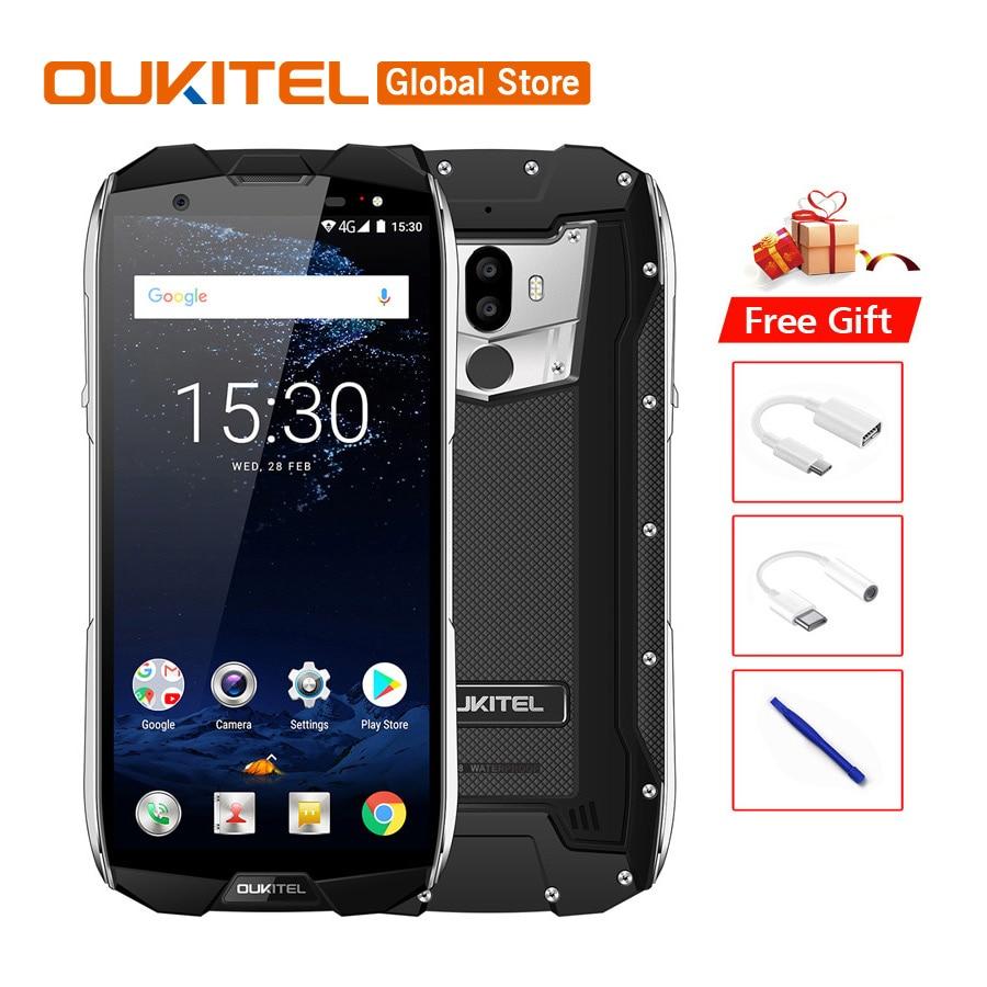 Blackview BV9000 Original 5 7 IP68 Waterproof Smartphone 4GB 64GB Octa Core 4180mAh 13 0MP 4G