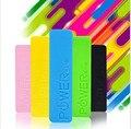 2600 mAh 18650 banco de potência perfume usb shell + placa de carga da bateria de backup externo portátil (sem bateria)