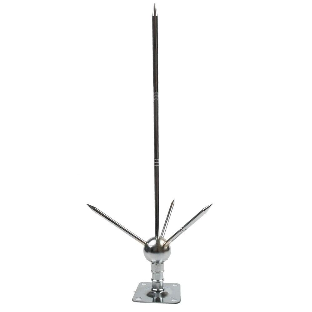 Household copper lightning rod plating white large lightning protection grounding 1M