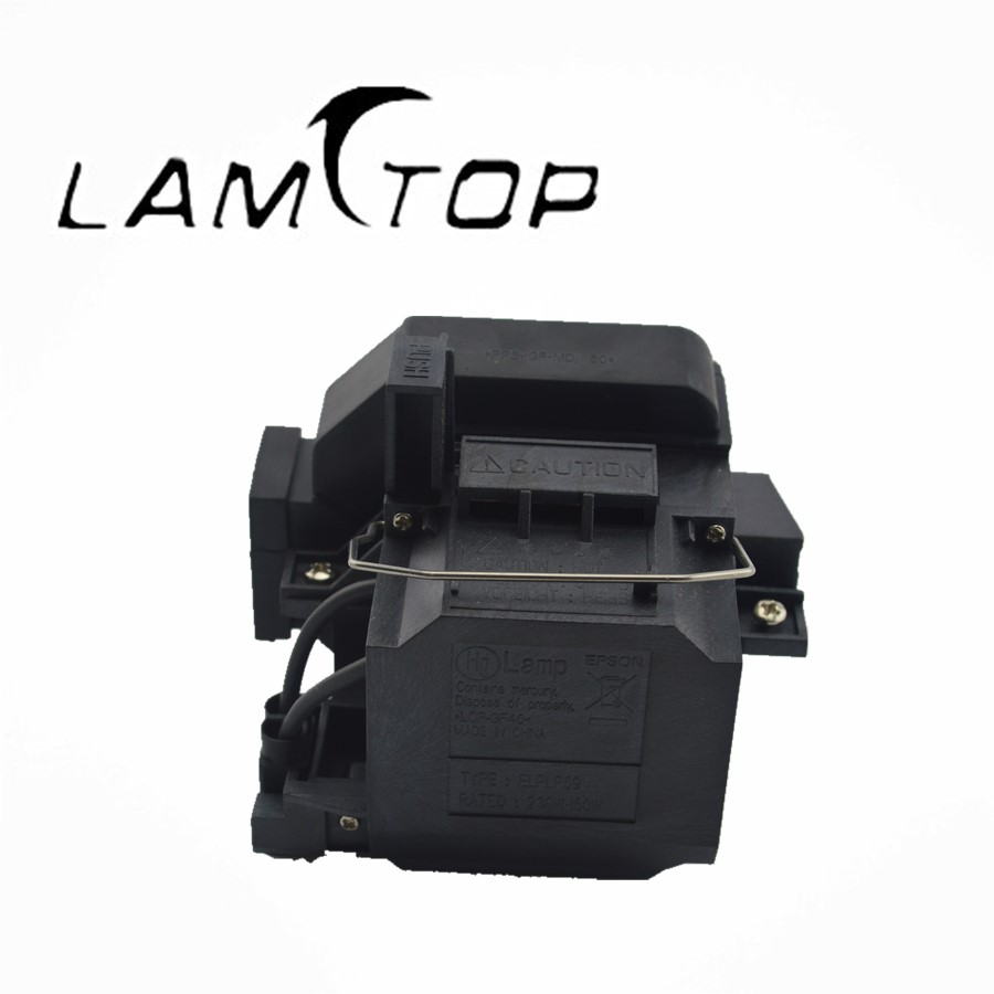 Original Projector Lamp/Projector Bulb module   ELPLP69 For  EH-TW9000   EH-TW9500C  Free shipping free shpping projector bulb projector lamp elplp56 fit for eh dm3
