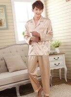 Chinese Style Lover S Faux Silk Pajama Sets For Men Women Men S Pyjamas Women S